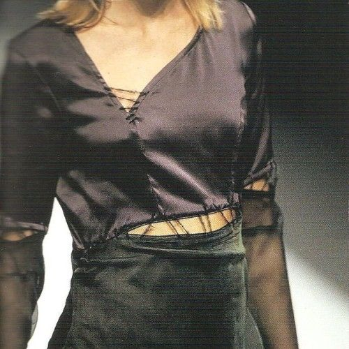 Kaat Tilley FW 1998/99 by she_comes_in_technicolor http://ift.tt/1BnoYzB