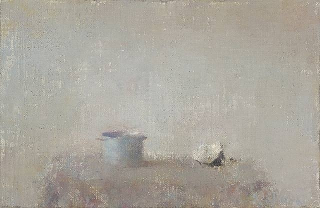 La Casserole et le Melon by Daniel Enkaoua from Marlborough Fine Art Ltd.