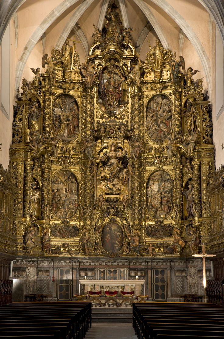 Pau Costa (1706-1711), Retaule Major de l'església de Santa Maria d'Arenys de Mar