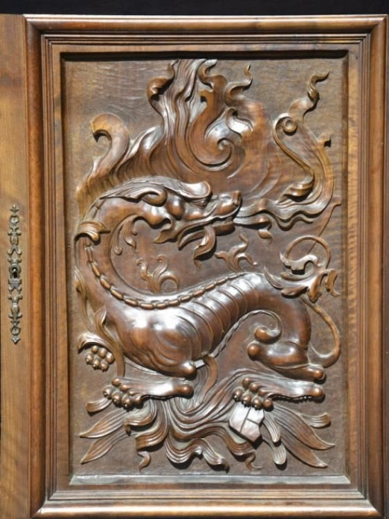108 best images about carving doors on pinterest carving for Salle a manger jerry
