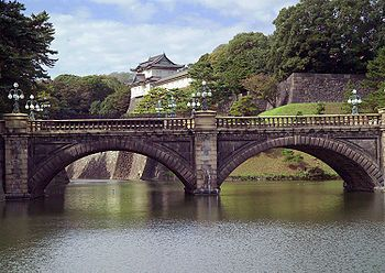 The Imperial Palace 皇居