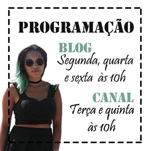 Babi Rosa • programação canal e blog