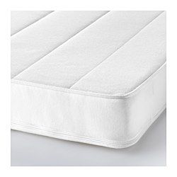 Ikea Vyssa SkÖnt Mattress For Extendable Bed Pressure Relieving Cold Foam Gives Good Comfort Your Child An Extremely Durable That Can Be