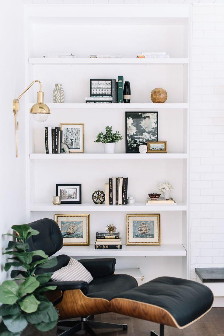 Modernes Wohnzimmer aus der Mitte des Jahrhunderts – Was ist auf Pinterest angesagt? Modernes Badezimmerdekor