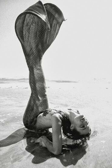 I just want to lay on the beach someday and pretend I am a mermaid