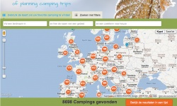 our beautyfull new site @Campingplanner Eu