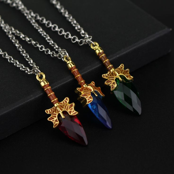 >> Click to Buy << Dota 2 Necklace Aghanim's Scepter Necklace Pendant For Dota 2 Fans Gifts  #Affiliate