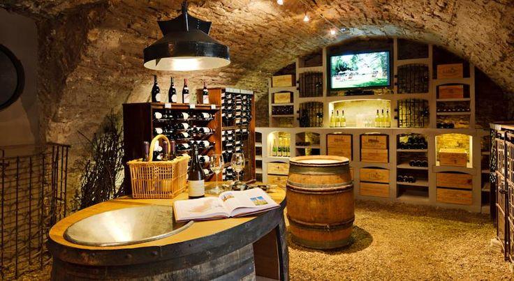 Hostellerie de Levernois in 2020 Wine cellar design
