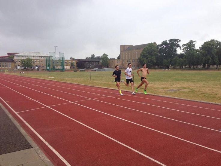 RT Interview with Sam McEntee: The Rundown | Interviews | Runners Tribe