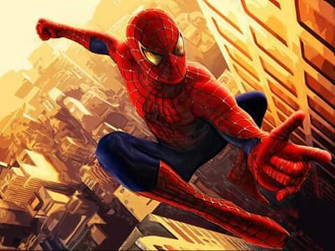 Spiderman 2002