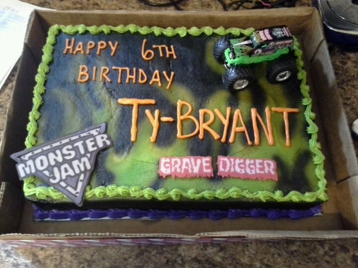 Truck Birthday Cakes Pinterest