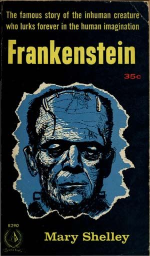 a comparison of mary shelleys novel and the movie frankenstein Victor frankenstein director says mary shelley's novel is if you love the book you'll hate the movie loved the book victor frankenstein is in.