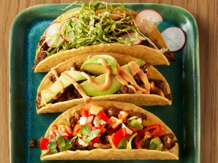 Tacos your way. | Food - Favorite Recipes | Pinterest