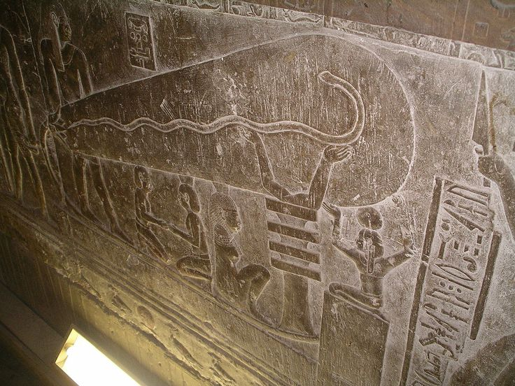 Dendera light - Wikipedia