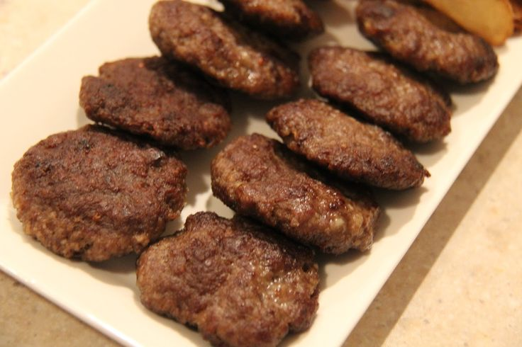 MACEDONIAN MEATBALLS (KOFTINJA) ~ Macedonian Cuisine