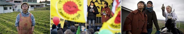 Sur le site Shadowlands à propos de Fukushima