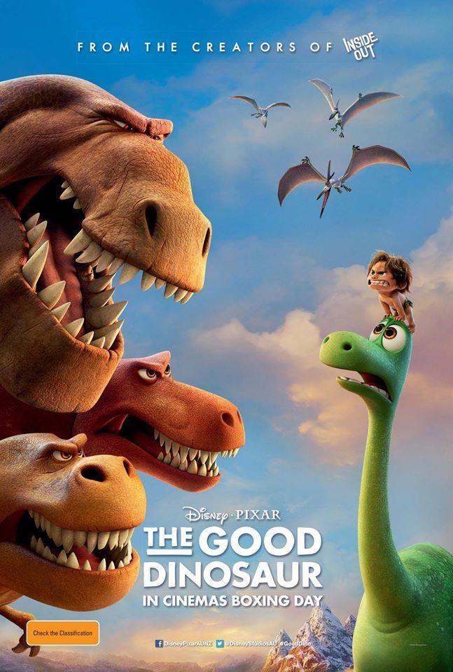 Disney Pixar- The Good Dinosaur