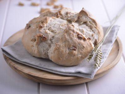 Receta | Pan de nueces  -  canalcocina.es