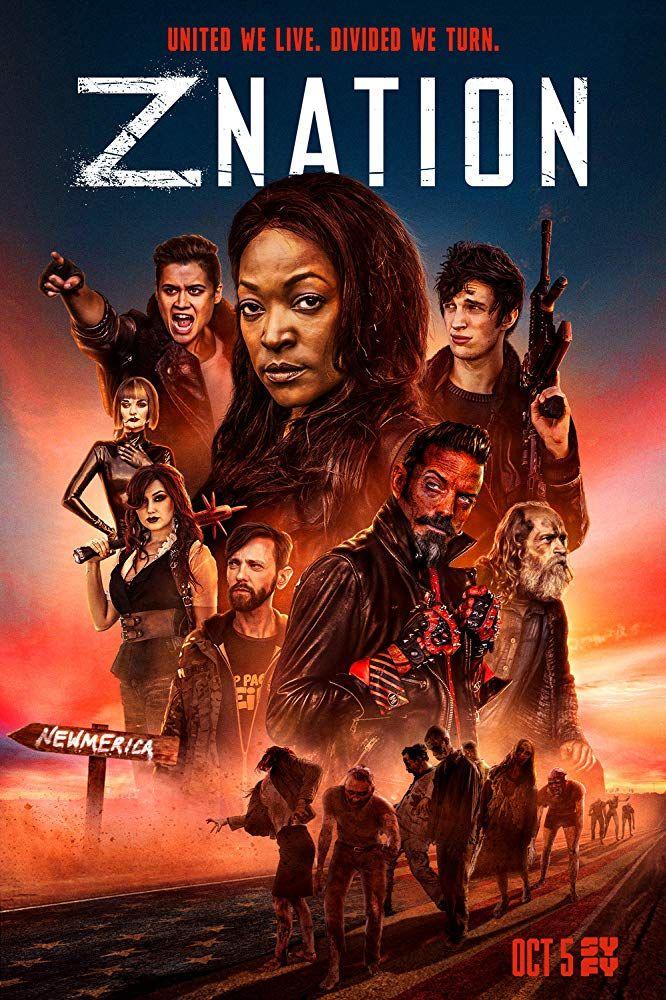 Latest Posters Dj Qualls Z Nation Kellita Smith
