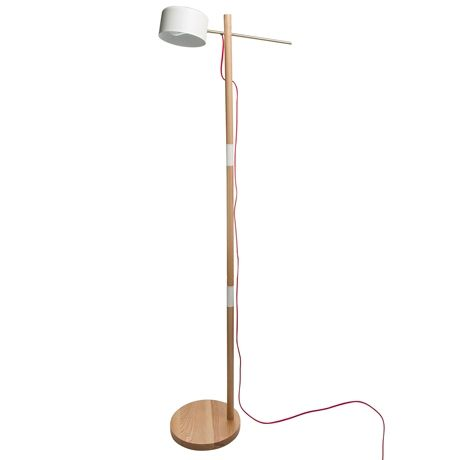 Cordon Floor Lamp 180cm For Real Living Timber #reallivingxfreedom