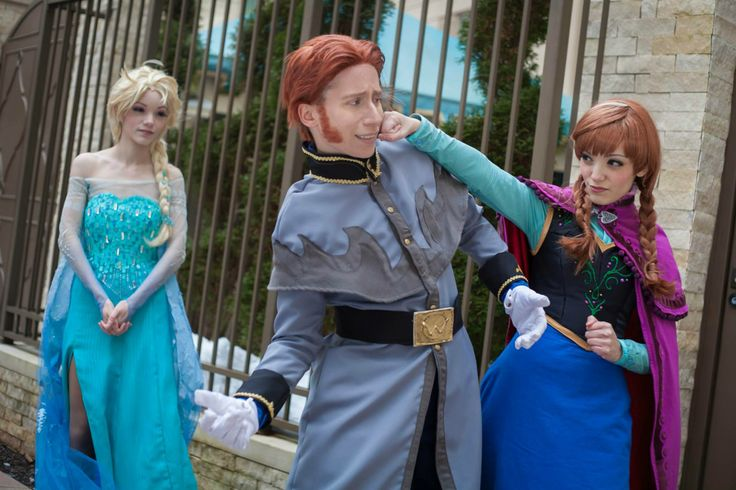 Frozen #cosplay