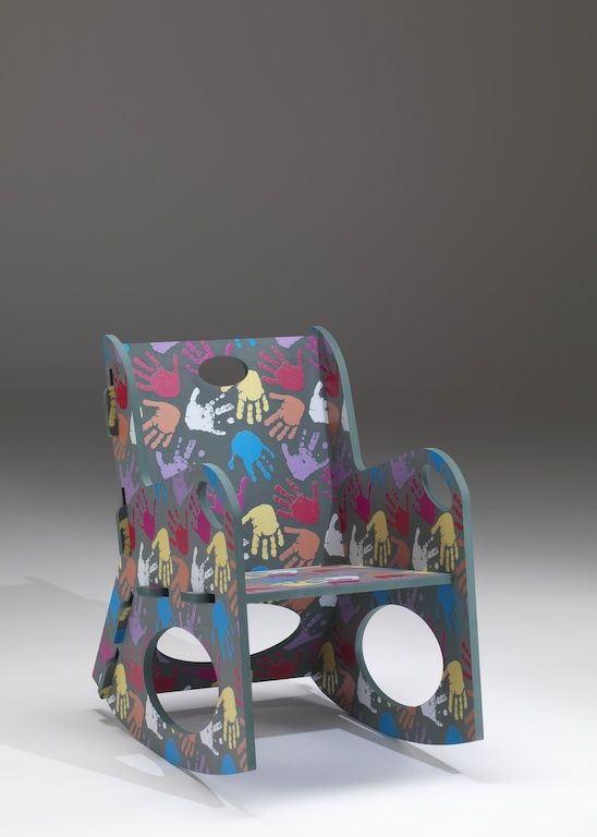 Valchromat - Dondolo - Design By Arch. Alessia Galimberti