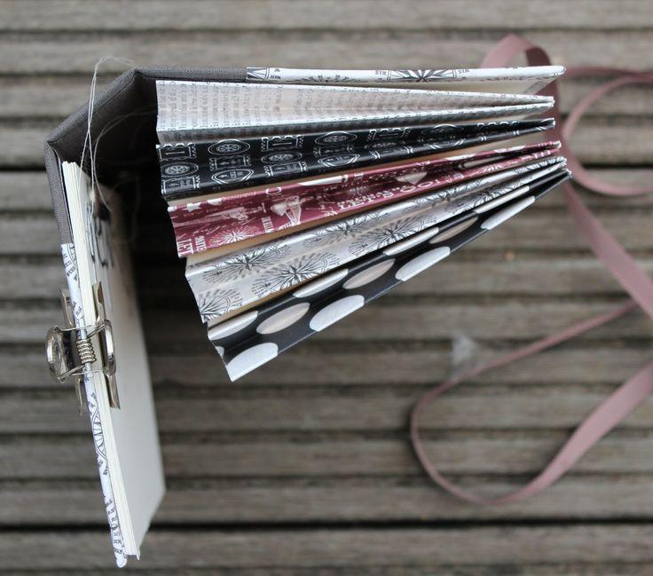 ber ideen zu anleitung f r minialben auf pinterest. Black Bedroom Furniture Sets. Home Design Ideas