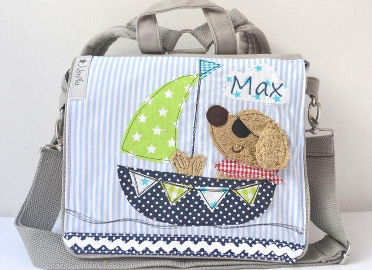 ♥ Kindergartenrucksack & Kindergartentasche ♥ von ★Nanilu★ auf DaWanda.com