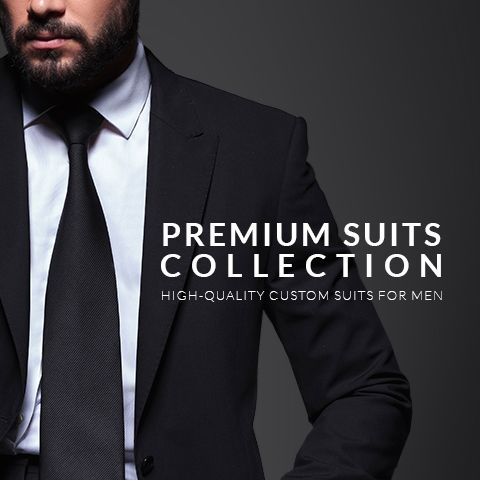 High-Quality Custom Suits for Men