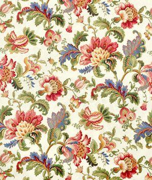 Swavelle / Mill Creek Noblesse Eggshell Fabric - $20.05 | onlinefabricstore.net.  Great drapery fabric.