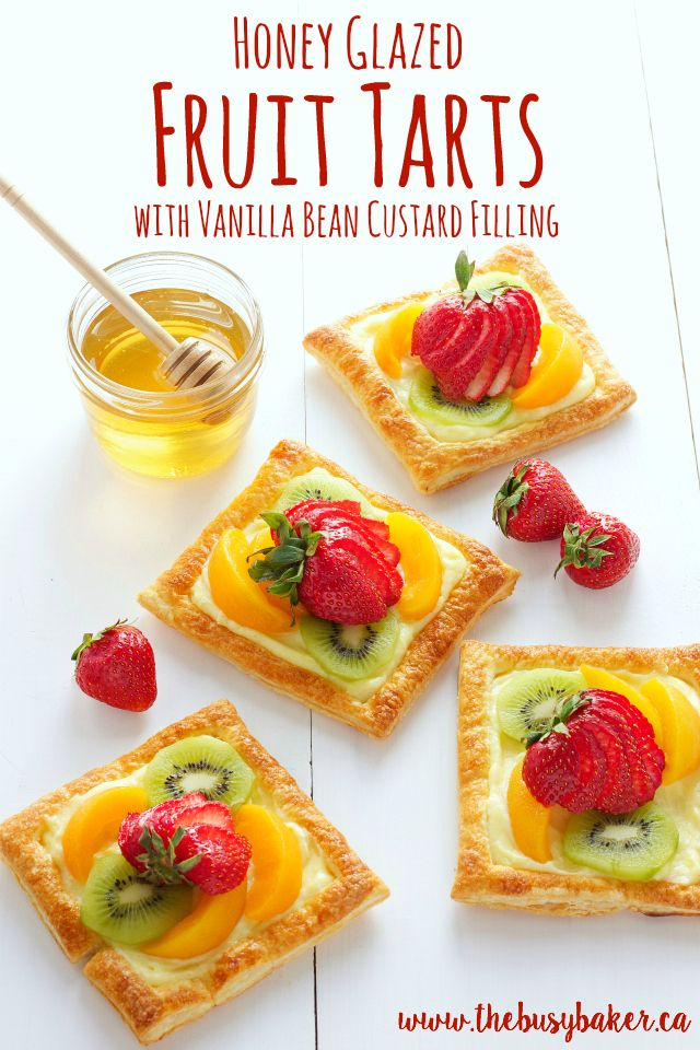 25+ best ideas about Fruit tart glaze on Pinterest