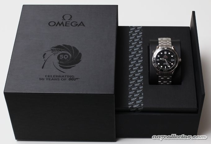 omega 007 packaging - Google Search