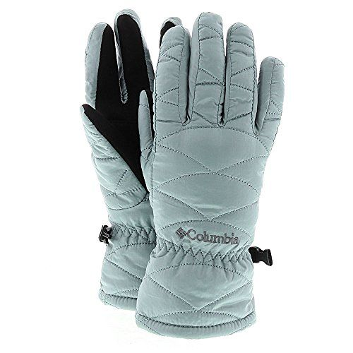 Columbia Sportswear Women's Mighty Lite Glove, Tradewinds Grey, Small
