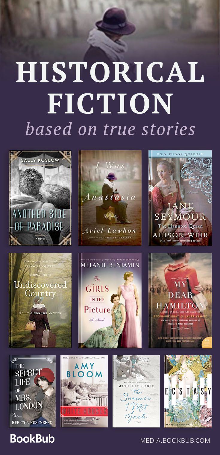 10 Historical Fiction Books Inspired by Real-Life Women – Laurel Boddy