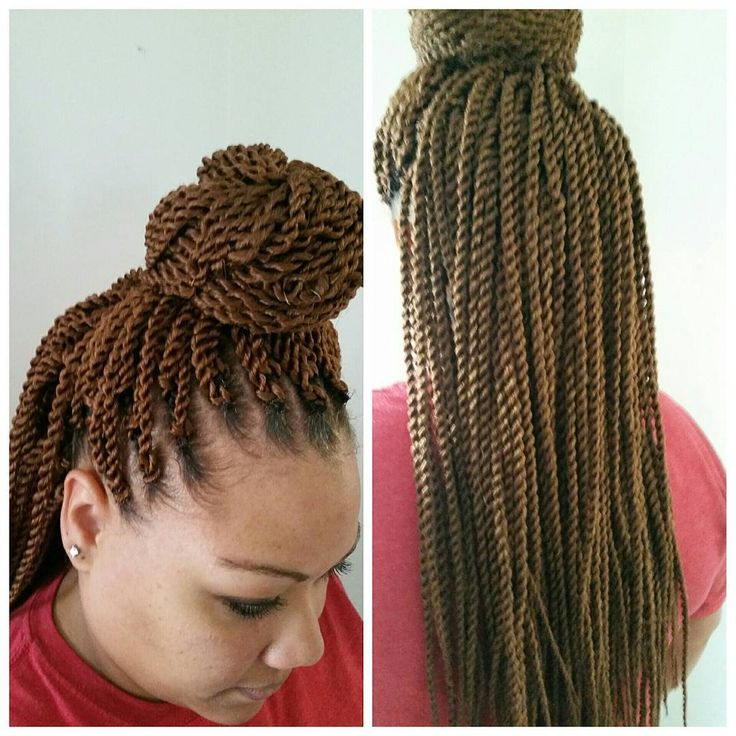 55 Gorgeous Senegalese Twist Styles — Perfection for Natural Hair Check more at http://hairstylezz.com/best-senegalese-twist-styles/