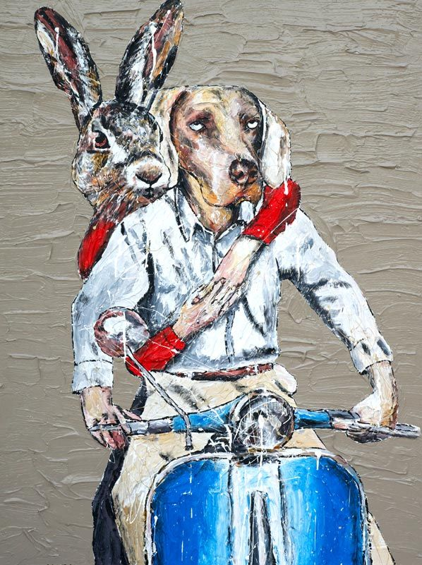 Gillie and Marc Art  https://thebigart.directory/Australia/Artists/Gillie-and-Marc-Art/85