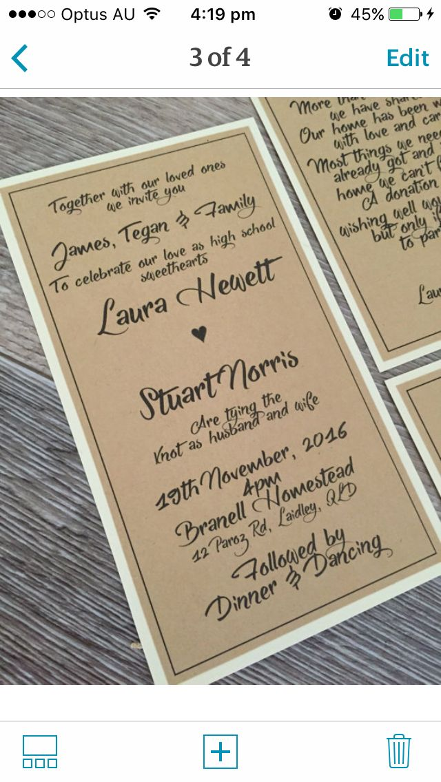 257 best wedding invitation sets of 80 from 400 complete with