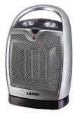 Lasko 5409 Oscillating Ceramic Tabletop/Floor Heater