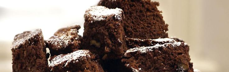 Knallgod sjokoladekake