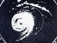 Hurricane Donna in the 1960 Atlantic  season was a Cape Verde-type hurricane which moved across the Leeward Islands, Puerto Rico, Hispanola, Cuba, The Bahamas, and every state on the East Coast of the United States. Hurricane Donna holds the record for retaining major hurricane status (Category 3 or greater on the Saffir-Simpson Hurricane Scale) in the Atlantic Basin for the longest period of time. For nine days, September 2 to September 11, Donna  had maximum sustained winds of at least 115…