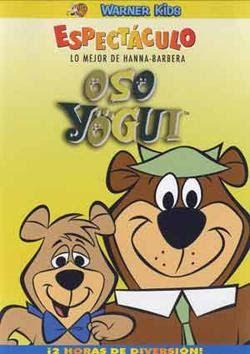 Las Series TV de mi infancia: El Oso Yogui (1961-1988)