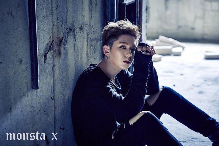 160802 #MonstaX IG update #Kihyun Stuck teaser