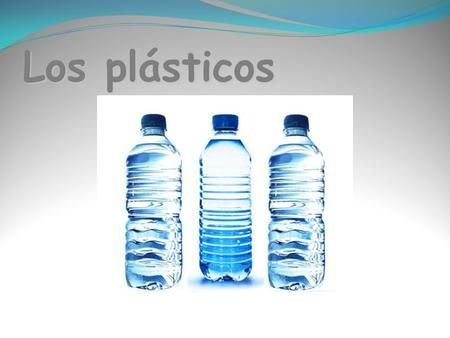 PLASTIC MATERIALS Obtained from petroleum, coal, vegetable matter, and natural proteins Used to make pipes, packaging, toys, containers, etc.