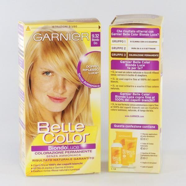 Belle Color 9,32 Biondo Oro Colorazioni Per Capelli