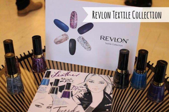 Revlon Textile Collection | A Beauty Junkie in London