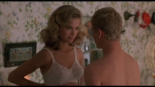 And how could I not tribute the classic coming of age film Mischief…   This film put Kelly Preston in the 80's hall of fame.    Mischief (1985)