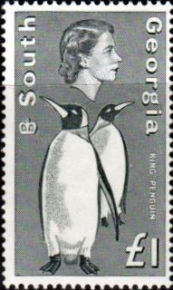 Stamps South Georgia 1963 Wandering Albatros SG Scott 12 Fine Mint Other South Pacific and British Commonwealth Stamps HERE!