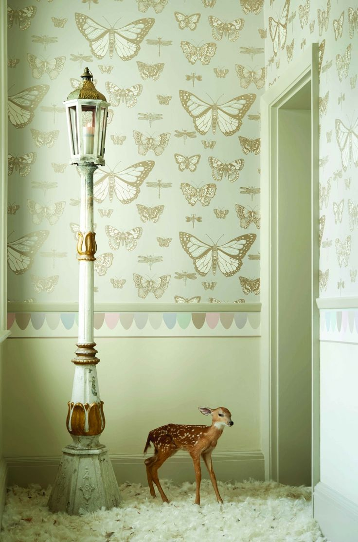 Cole & Son Whimsical_Butterflies&Dragonflies 103_15064_CMYK_300dpi wallpaper childrens room