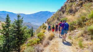 Great walking routes for groups, all you need to know!   http://trekkingbug.com/great-walking-routes-groups  #hiking #walking #SierraNevada #CaminodeSantiago #trekking #Spain #TourduMontBlanc #travelinspiration