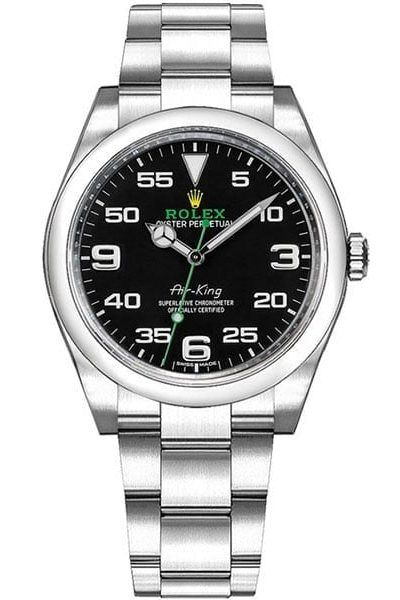 2016 Rolex Oyster Air King 34 mm | Luxury Watches For Men |  www.majordor.com